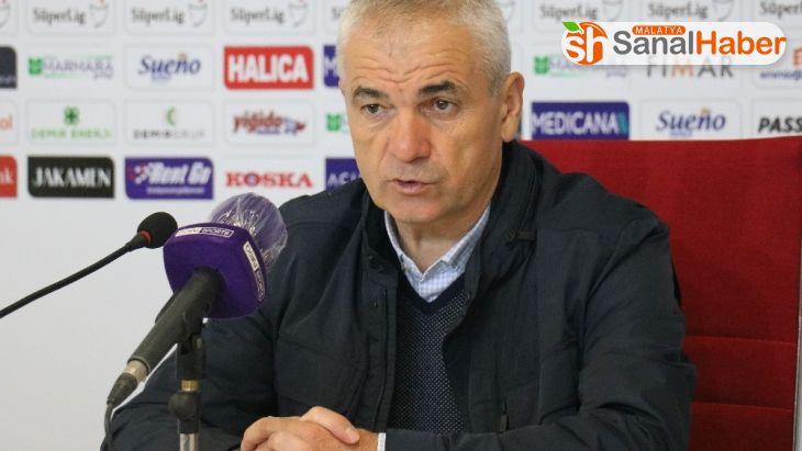 Sivasspor Teknik direktörü Çalımbay: 'Kalan 7 maç bizim için final niteliğinde'