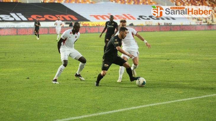 Süper Lig: Yeni Malatyaspor: 0 - Gençlerbirliği: 0 (Maç sonucu)