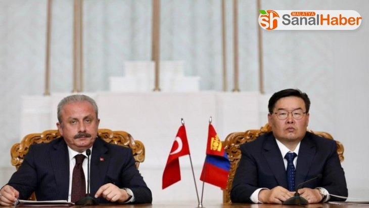 TBMM Başkanı Şentop: 'FETÖ'nün Moğolistan için de bir ciddi tehdit olduğunu kendilerine ifade ettim'