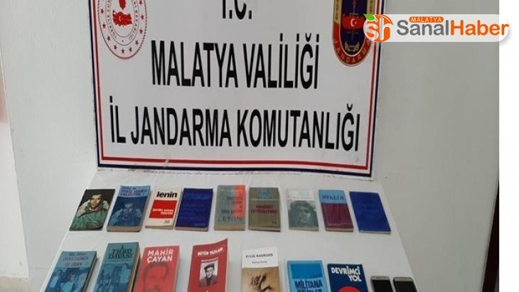 Malatya'da Terör örgütü propagandasından 2 gözaltı