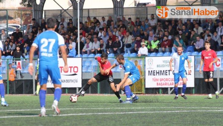 Yeşilyurt Belediyespor 2. galibiyetini aldı