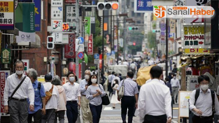 Tokyo'da günlük vak'a sayısında yeni rekor
