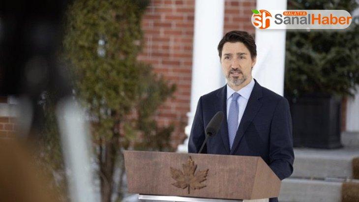 Trudeau: 'Kanada'nın tüm kurumlarında sistematik ırkçılık sorunu yaşanıyor'