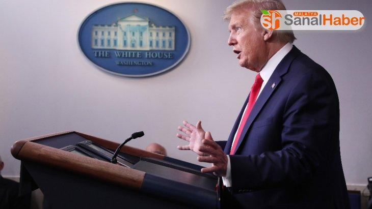Trump, ABD'ye göçmen kabulünü 60 gün askıya alan kararnameyi imzaladı