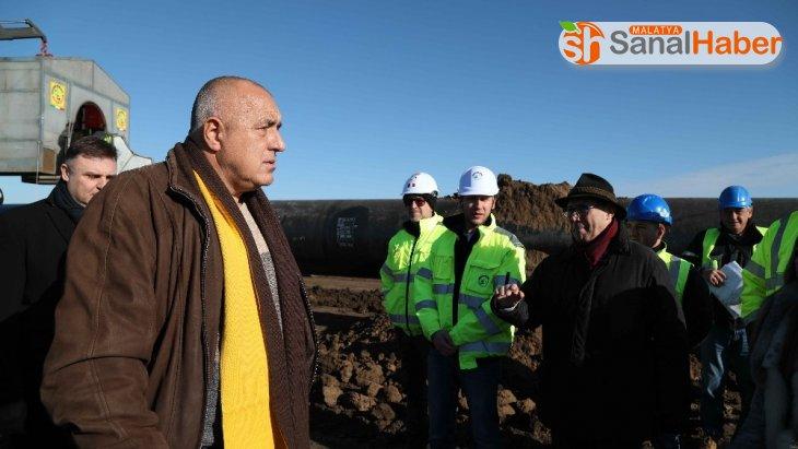 TürkAkım, Bulgaristan'da günde 5 kilometre ilerliyor