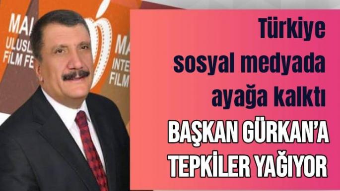 Türkiye sosyal medyada ayağa kalktı