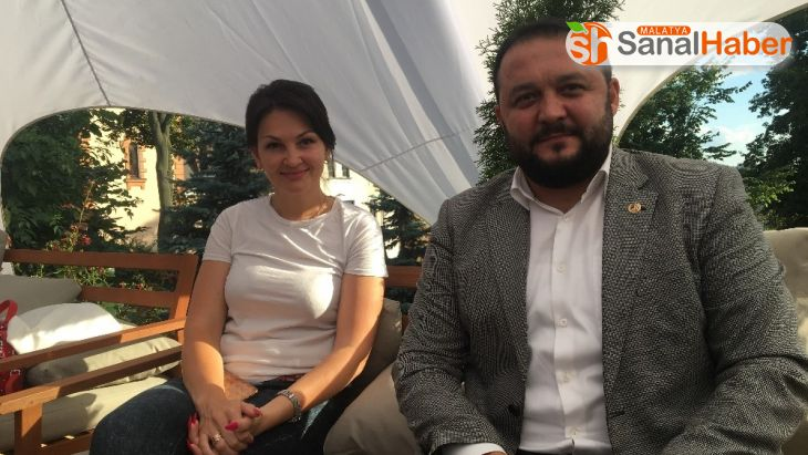 Ukraynalı milletvekili Marçenko: 'Türk vatandaşlarının sınırlarımızda sorunlarla karşılaşmaması için çalışıyoruz'