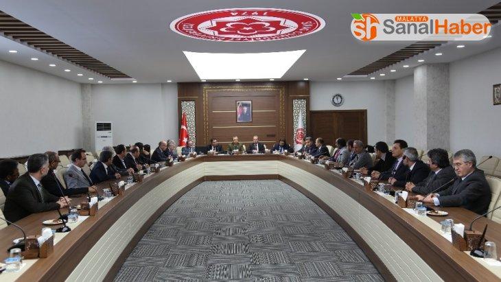 Uluslararası Üniversiteler Konseyi Sivas'ta toplandı