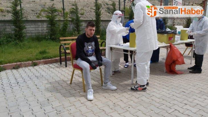 Yeni Malatyaspor'da Korona virüsü yok
