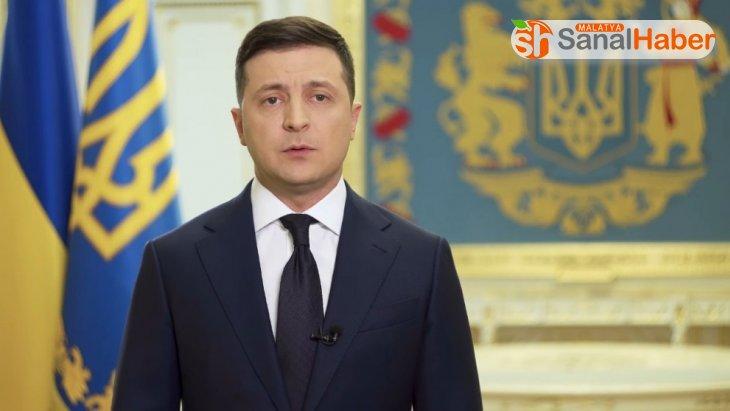 Zelenskiy: 'Çernobil faciasından aldığımız dersi hatırlıyoruz'