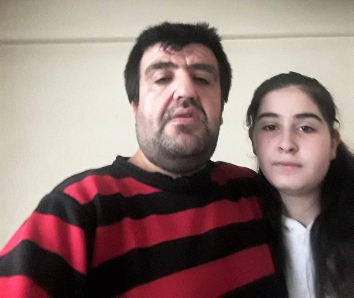 12 yaşındaki Gülnaz evden kaçtı, ailesi gözyaşına boğuldu