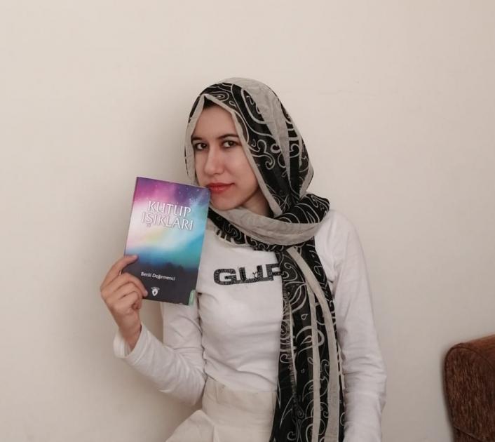 13 yaşında ilk romanını yazan Değirmenci´nin hedefinde Nobel var