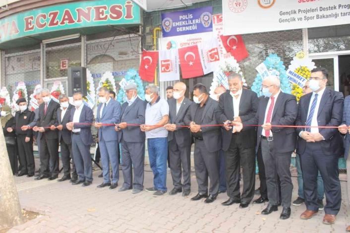 15 Temmuz Milli İrade Ocaklarının açılışı yapıldı