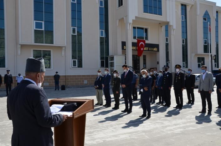 19 Eylül Gaziler Günü Darende´de de kutlandı