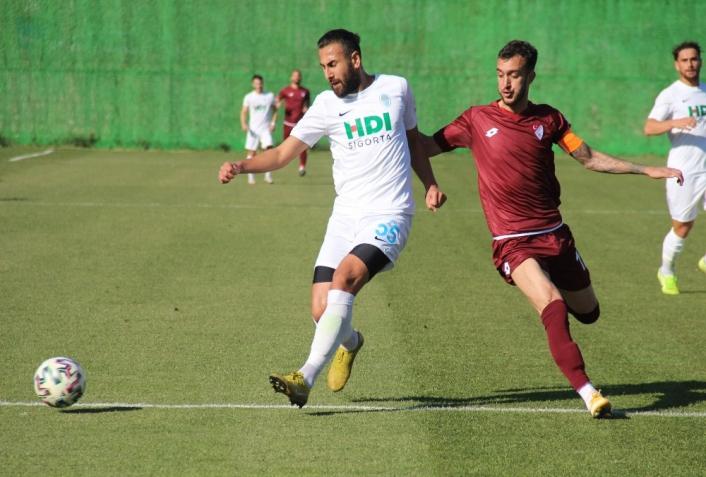 2. Lig: Elazığspor: 0 - Pazarspor: 3