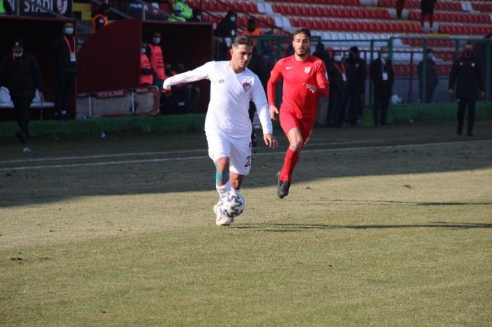 2. Lig: Elazığspor: 0 - Pendikspor: 1