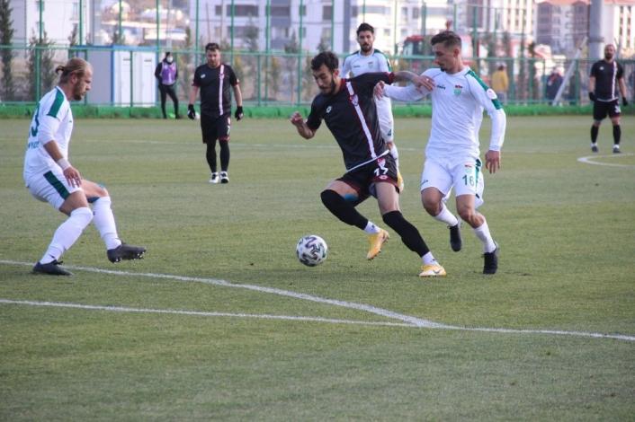 2. Lig: Elazığspor: 3 - Kırşehir Belediyespor: 5
