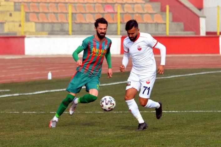 2. Lig: Kahramanmaraşspor: 1 - Amed Sportif Faaliyetler: 0