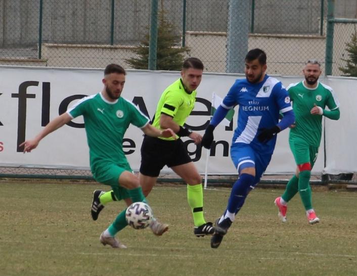2. Lig: Sivas Belediyespor: 0 - Bodrumspor: 3