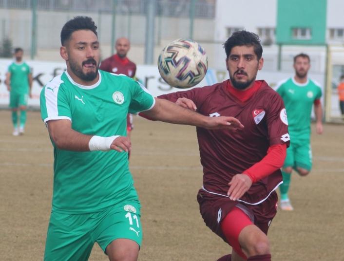2. Lig: Sivas Belediyespor: 1 - Elazığspor: 2