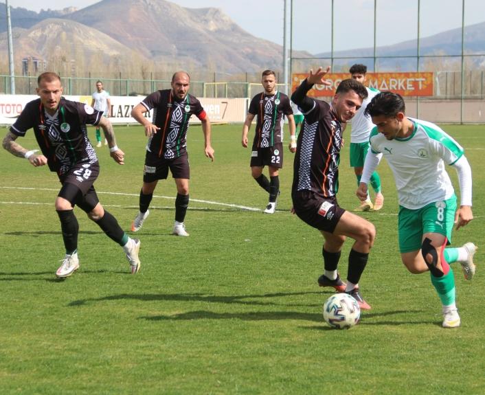 2. Lig: Sivas Belediyespor: 7 - Mamak FK: 1