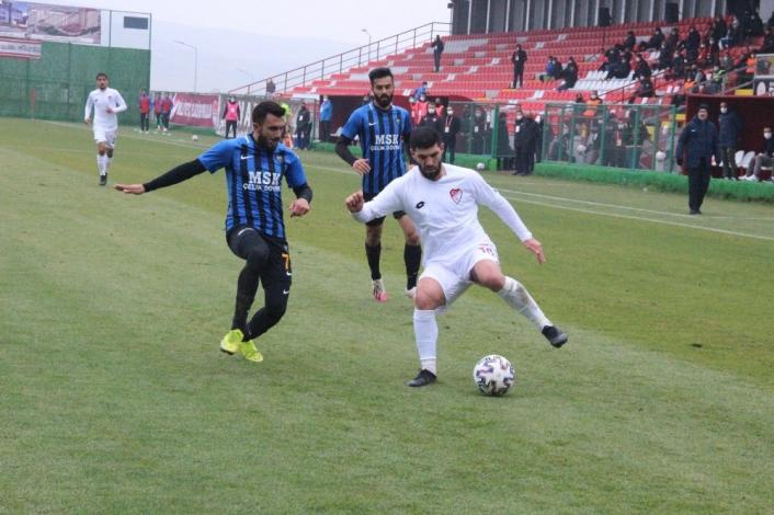2. Lig: TY Elazığspor: 2 - Karacabey Belediyespor: 1
