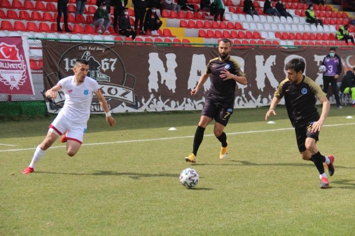 3. Lig: Elazığ Karakoçan: 1 - Altındağspor: 1