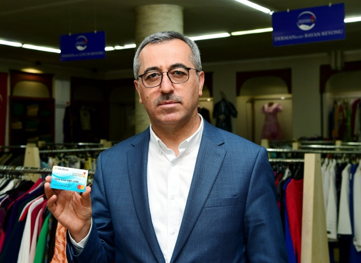 30 bin ihtiyaç sahibine alışveriş kartı