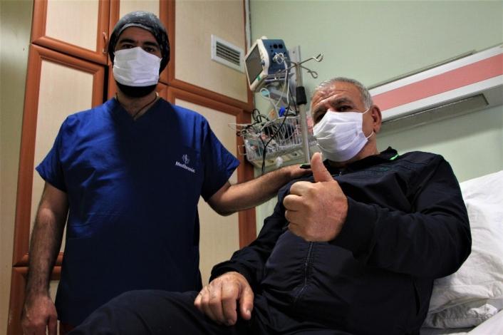 6 hastane dolaştı, bin 300 kilometre uzakta şifayı buldu