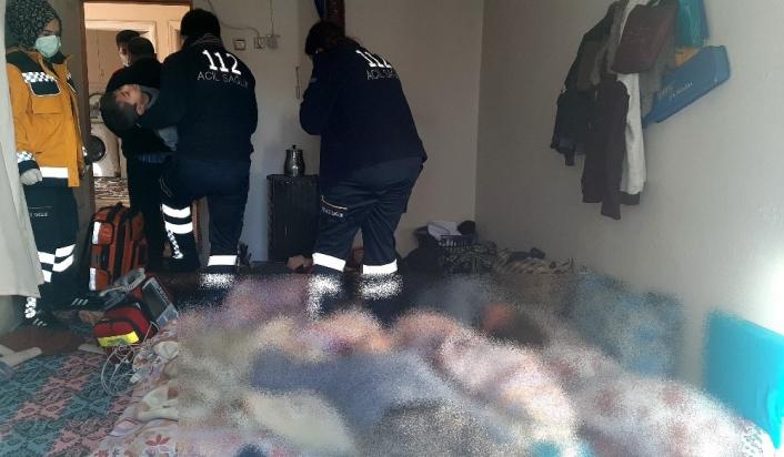 Adıyaman´da 2 çocuk karbonmonoksit gazından zehirlenerek öldü
