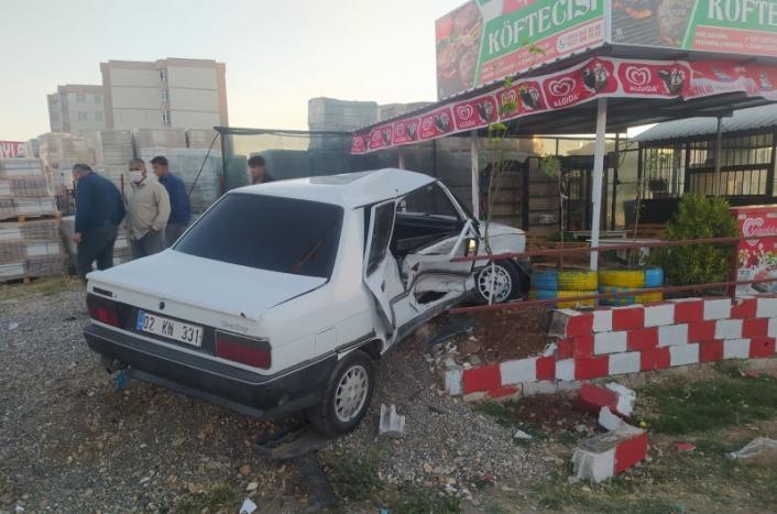 Adıyaman´da kaza: 9 yaralı