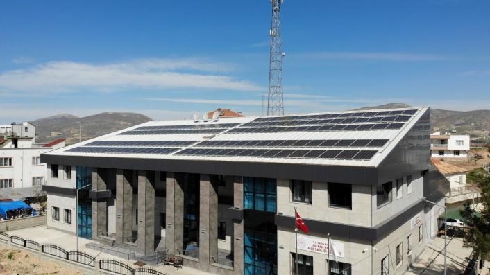 Adıyaman´da sağlık tesisleri kendi elektriğini üretiyor