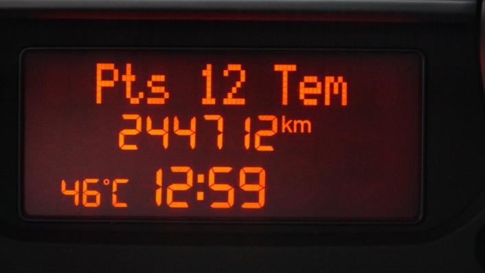 Adıyaman´da termometreler 46 dereceyi gösterdi