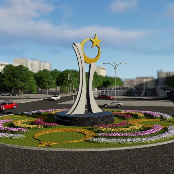 Adıyaman´da yapılacak anıt anketle belirlendi