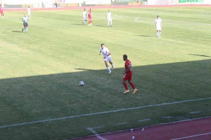 Adıyaman FK: 3 - Etimesgut Belediye Spor: 0