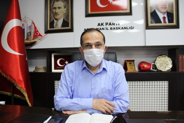 AK Parti Adıyaman İl Kongresi ertelendi