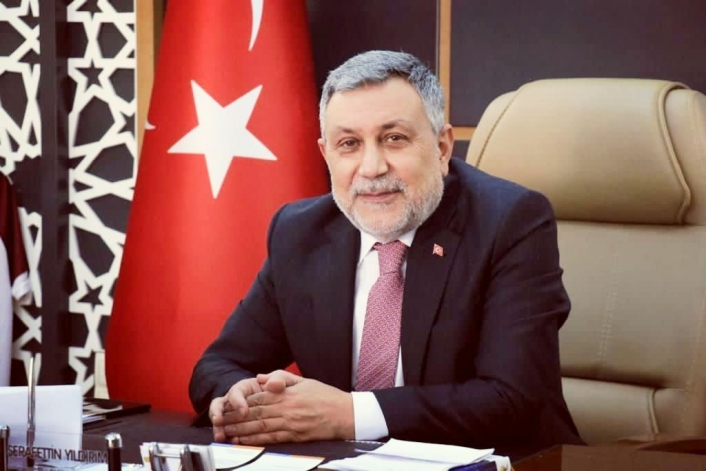 AK Parti Elazığ İl Başkanı Yıldırım: