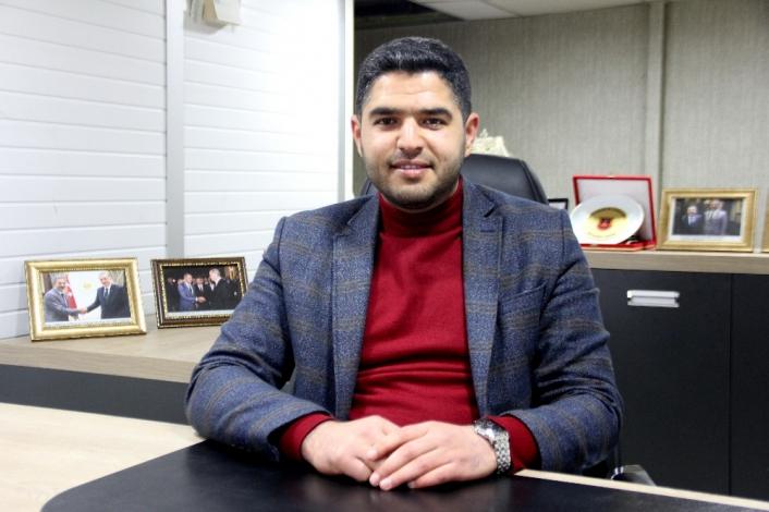 AK Parti Gençlik Kolları Başkanlığına Mevlüt Kuştepe getirildi