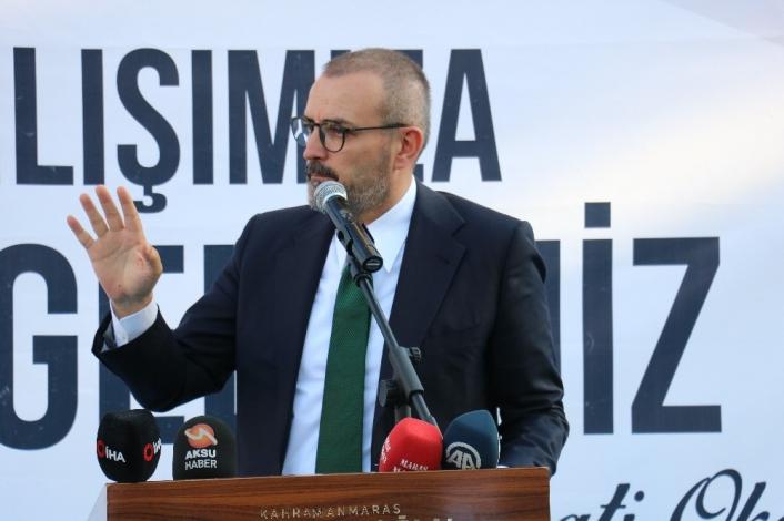 AK Parti Genel Başkan Yardımcısı Ünal: