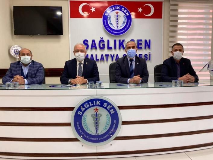 AK Parti Malatya Milletvekili Kahtalı: