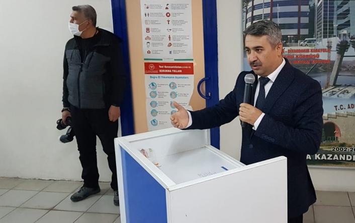 AK Parti merkez ilçe aylık danışma meclisi toplantısı gerçekleşti