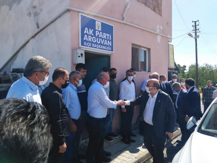 AK Partili Açıkkapı: