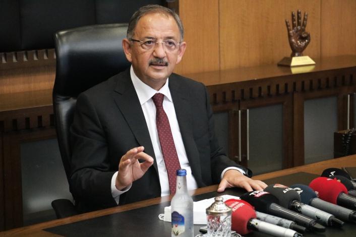 AK Partili Özhaseki: