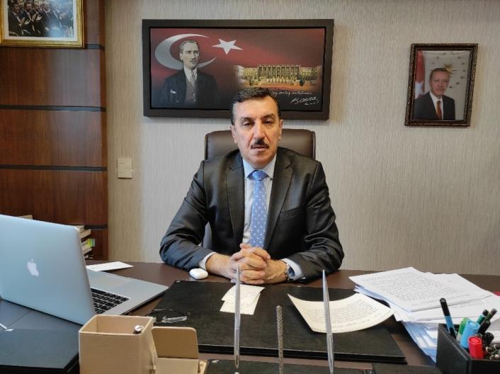 AK Partili Tüfenkci´den yeni teknoloji kanunu teklifi değerlendirmesi
