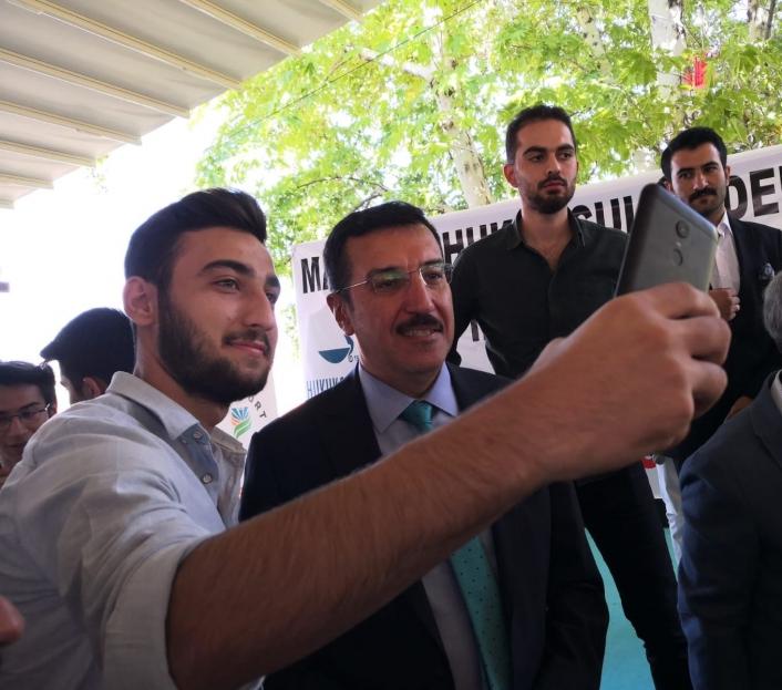 AK Partili Tüfenkci´den yurt açıklaması