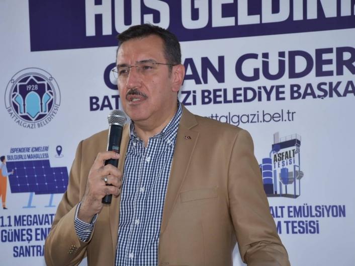 AK Partili Tüfenkci: