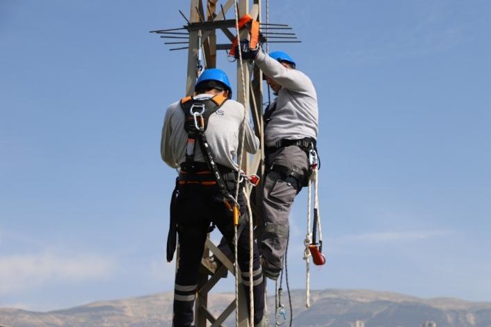 Akedaş kışa hazırlık için planlı elektrik kesintisi yapılıyor