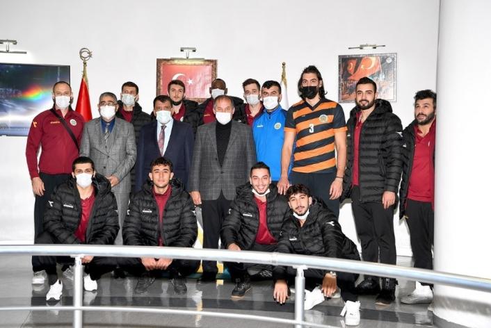 Ali Berke Sağır, Malatya Büyükşehir Belediyesi Voleybol takımında