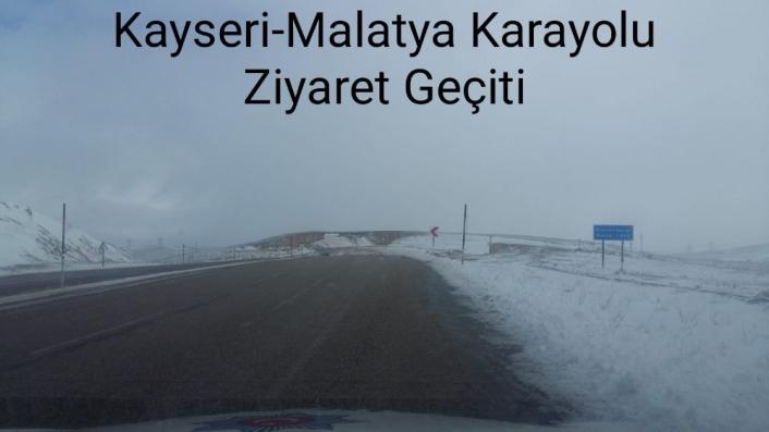 Araç sürücüleri sosyal medya üzerinden uyarıldı