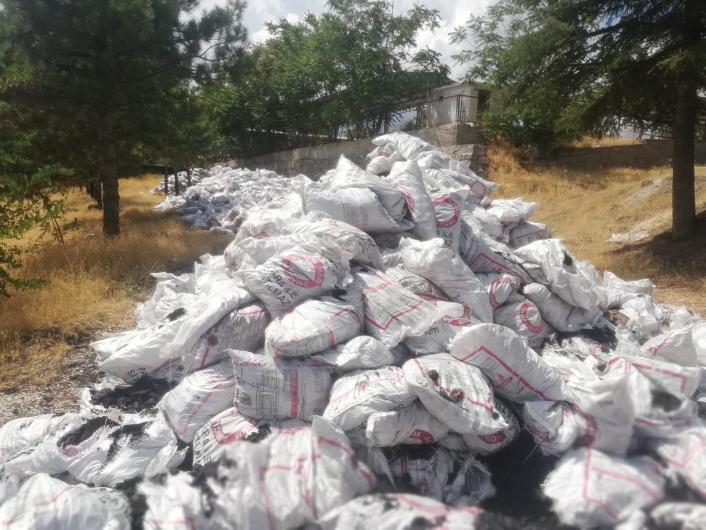 Arguvan´da ihtiyaç sahiplerine kömür dağıtımı başladı